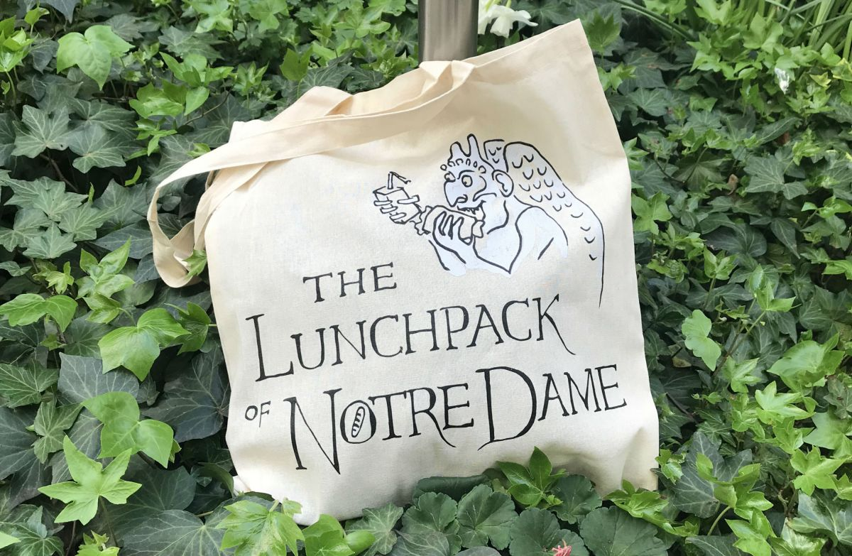 Introducing: The new Earful Tower tote bags